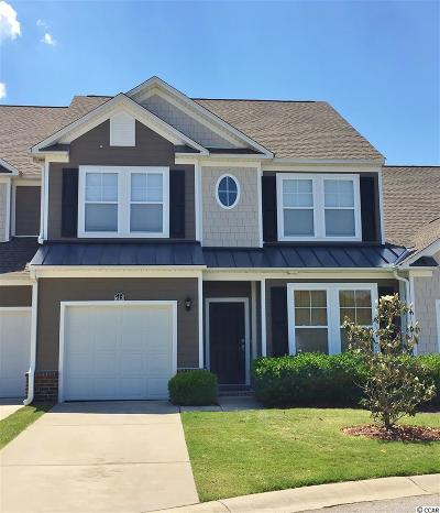 North Myrtle Beach Condo/Townhouse For Sale: 6014 Catalina Drive #612