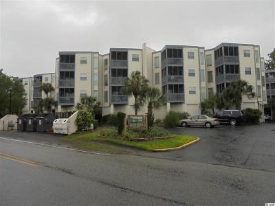 North Myrtle Beach Condo/Townhouse For Sale: 1500 Cenith Drive #402-C