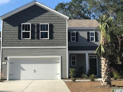 Pawleys Island Single Family Home Active-Pend. Cntgt. On Financi: 30 Parkland Court