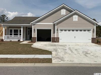 North Myrtle Beach Single Family Home Active-Pend. Cntgt. On Financi: Tbd Lake Egret Drive