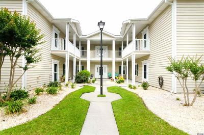 Murrells Inlet Condo/Townhouse For Sale: 6205 Sweetwater Boulevard #5