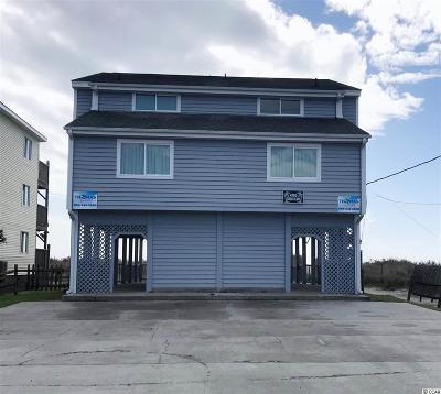 North Myrtle Beach Single Family Home For Sale: 4700 N Ocean Blvd.