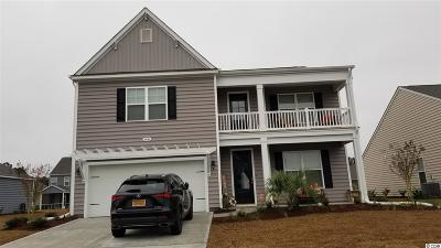 Myrtle Beach Single Family Home Active-Pend. Cntgt. On Financi: 5441 Sunset Lake Lane