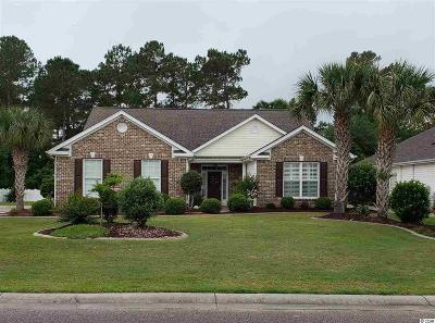 Myrtle Beach Single Family Home For Sale: 124 Abcaw Blvd