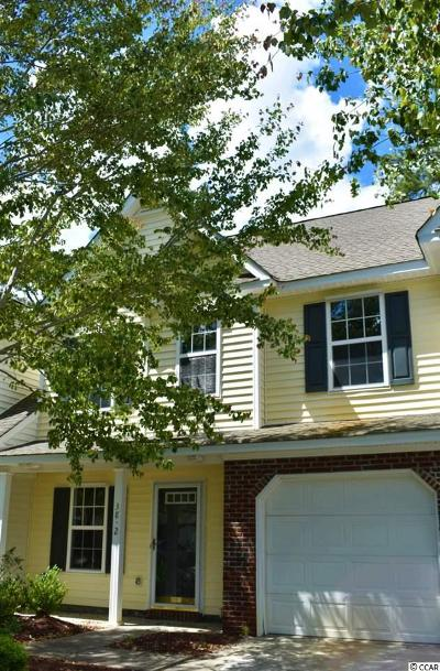Pawleys Island Condo/Townhouse Active-Hold-Don't Show: 38 Ribgrass Lane #2