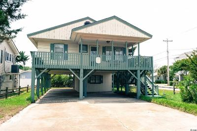 North Myrtle Beach Single Family Home For Sale: 319 31st Ave. N.