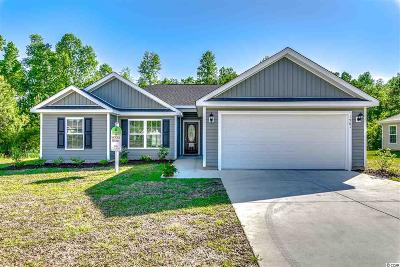 Conway Single Family Home Active-Pend. Cntgt. On Financi: 1901 Ackerrose Dr