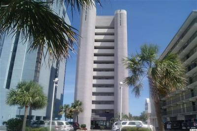 Myrtle Beach, North Myrtle Beach Condo/Townhouse For Sale: 2104 N Ocean Blvd #312