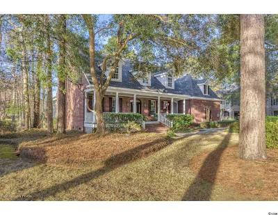 Pawleys Island Single Family Home For Sale: 56 Oakmont Drive