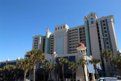 Myrtle Beach, North Myrtle Beach Condo/Townhouse For Sale: 2311 S Ocean Blvd. #1270
