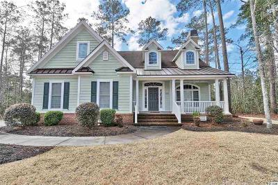 Murrells Inlet Single Family Home For Sale: 640 Whispering Pines Ct