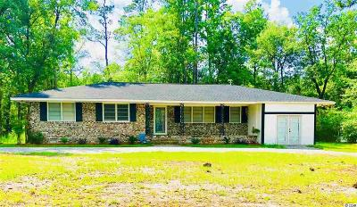 Galivants Ferry SC Single Family Home Active-Pend. Cntgt. On Financi: $138,500