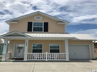 North Myrtle Beach Condo/Townhouse For Sale: 710 Shell Creek Circle #B13-2