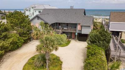 Pawleys Island Single Family Home For Sale: 212 Atlantic Ave.