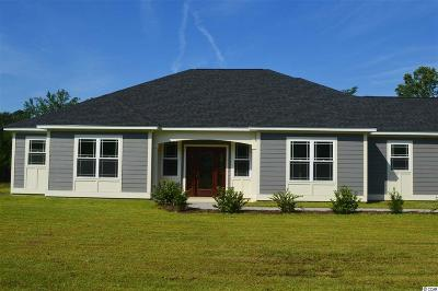 Conway SC Single Family Home For Sale: $384,500