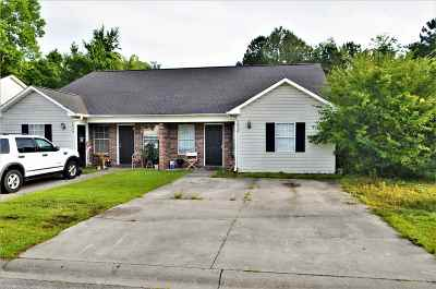 Conway Multi Family Home Active-Pend. Cntgt. On Financi: 1806 Barberry Dr.