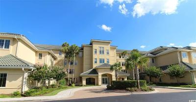 North Myrtle Beach Condo/Townhouse For Sale: 2180 Waterview Drive #133