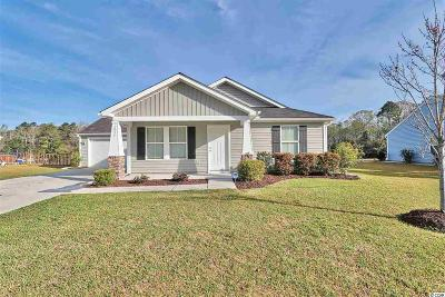 Conway SC Single Family Home Sold: $149,000