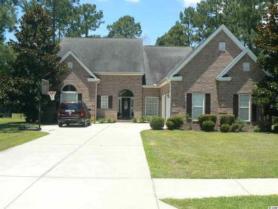 Myrtle Beach Single Family Home For Sale: 580 Oxbow Dr.