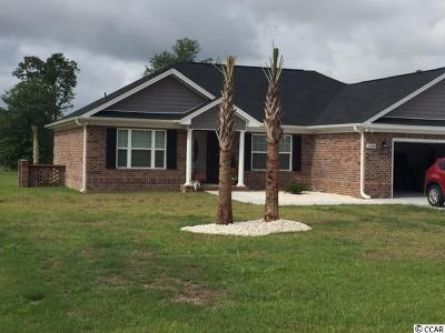 Horry County Single Family Home For Sale: 1044 Tolar Rd