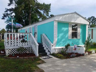 Myrtle Beach, Surfside Beach, North Myrtle Beach Single Family Home For Sale: 79 Princess Dr.