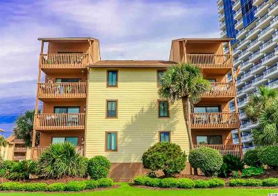 Myrtle Beach SC Condo/Townhouse For Sale: $299,900