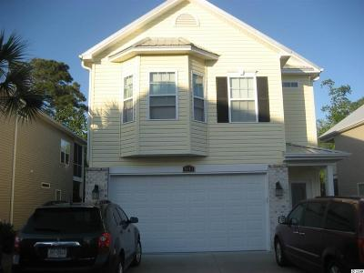 North Myrtle Beach Single Family Home For Sale: 1404 Cottage Cove Circle