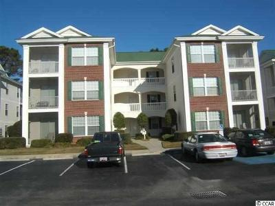 Myrtle Beach SC Condo/Townhouse For Sale: $85,000
