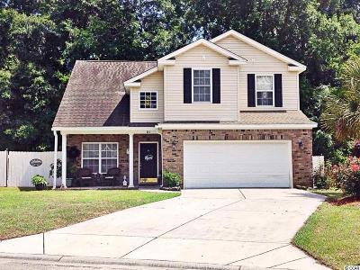 Murrells Inlet Single Family Home For Sale: 241 Chesapeake Lane