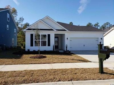 Myrtle Beach SC Single Family Home For Sale: $310,775