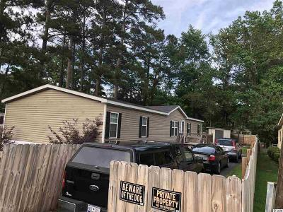 Myrtle Beach SC Single Family Home For Sale: $119,900