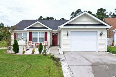 Myrtle Beach Single Family Home For Sale: 219 Sebring Lane