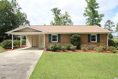 Myrtle Beach Single Family Home For Sale: 3882 Woodchuck Road