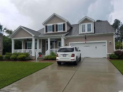 Murrells Inlet Single Family Home For Sale: 805 Wind Whisper Circle