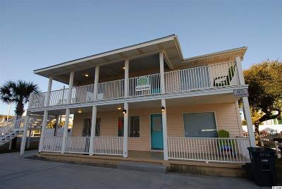 North Myrtle Beach Single Family Home For Sale: 1420 S Ocean Blvd