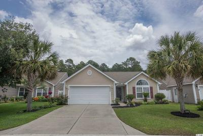 Myrtle Beach Single Family Home For Sale: 6032 Pantherwood Drive