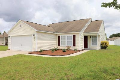 Myrtle Beach Single Family Home For Sale: 256 Bellegrove Dr.