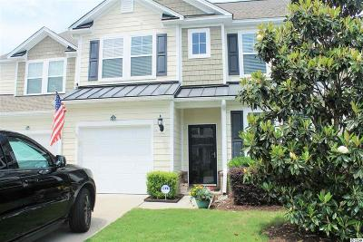 North Myrtle Beach Condo/Townhouse For Sale: 6244 Catalina Dr. #3702