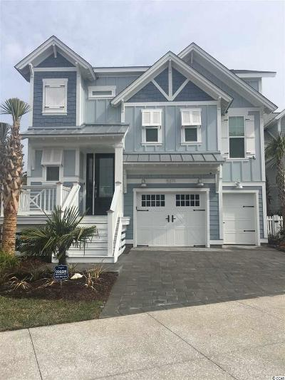 Myrtle Beach Single Family Home Active-Pend. Cntgt. On Financi: 5371 Ocean Village Drive