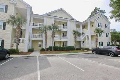 North Myrtle Beach Condo/Townhouse For Sale: 601 N Hillside Drive #3532