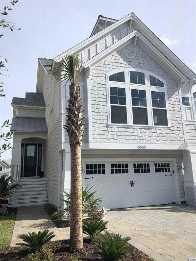 Myrtle Beach Single Family Home Active-Pend. Cntgt. On Financi: 5326 Ocean Village Drive