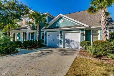North Myrtle Beach Single Family Home For Sale: 472 Banyan Place
