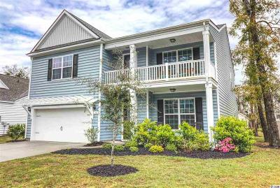 Pawleys Island Single Family Home For Sale: 30 Parish Road