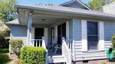 Single Family Home For Sale: 3792 Charles Pl.