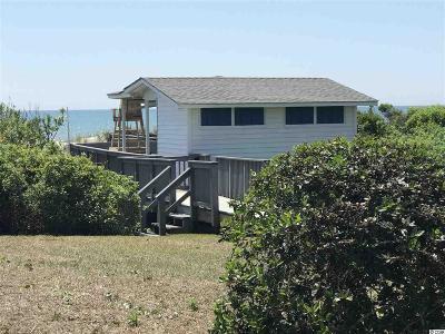 Myrtle Beach Single Family Home For Sale: 5710 N Ocean Blvd