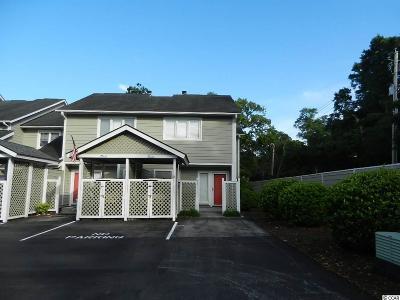 Condo/Townhouse For Sale: 435 Ocean Creek Drive #2725