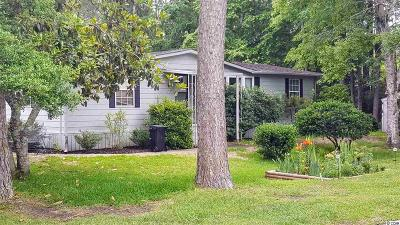 Murrells Inlet Single Family Home Active-Pending Sale - Cash Ter: 731 Raleigh Trail