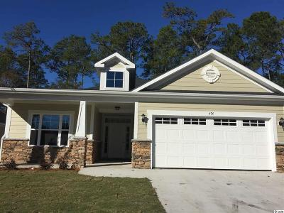 Murrells Inlet Single Family Home Active-Pend. Cntgt. On Financi: 676 Elmwood Circle