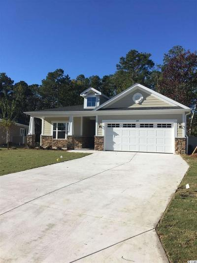 Murrells Inlet Single Family Home Active-Pend. Cntgt. On Financi: 684 Elmwood Circle