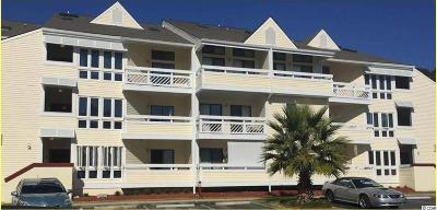 North Myrtle Beach SC Condo/Townhouse Sold: $112,000